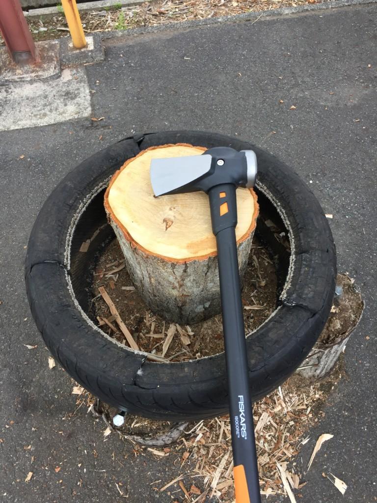 フィスカース斧